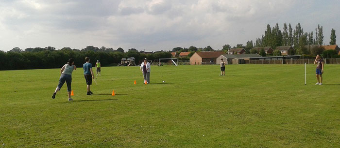 Norwich IVC Sports Day, Summer 2014